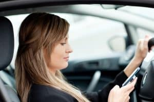 Mississippi Leads the Country in Distracted Driving Collisions